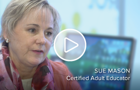 Oral Health Interview with Sue Mason